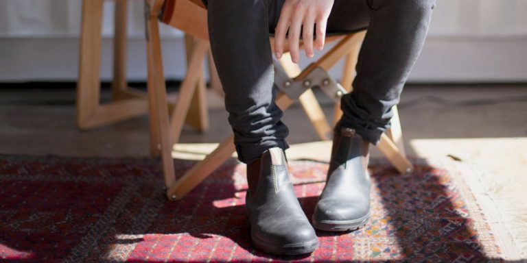 How to Wear Men's Chelsea Boots