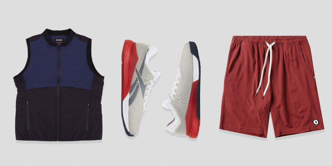 Best New Athletic Clothing - AskMen