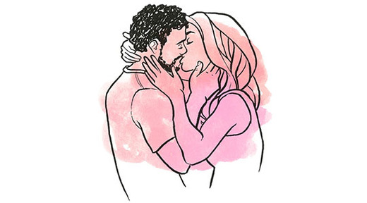 Best Kissing Techniques & Positions, Illustrated